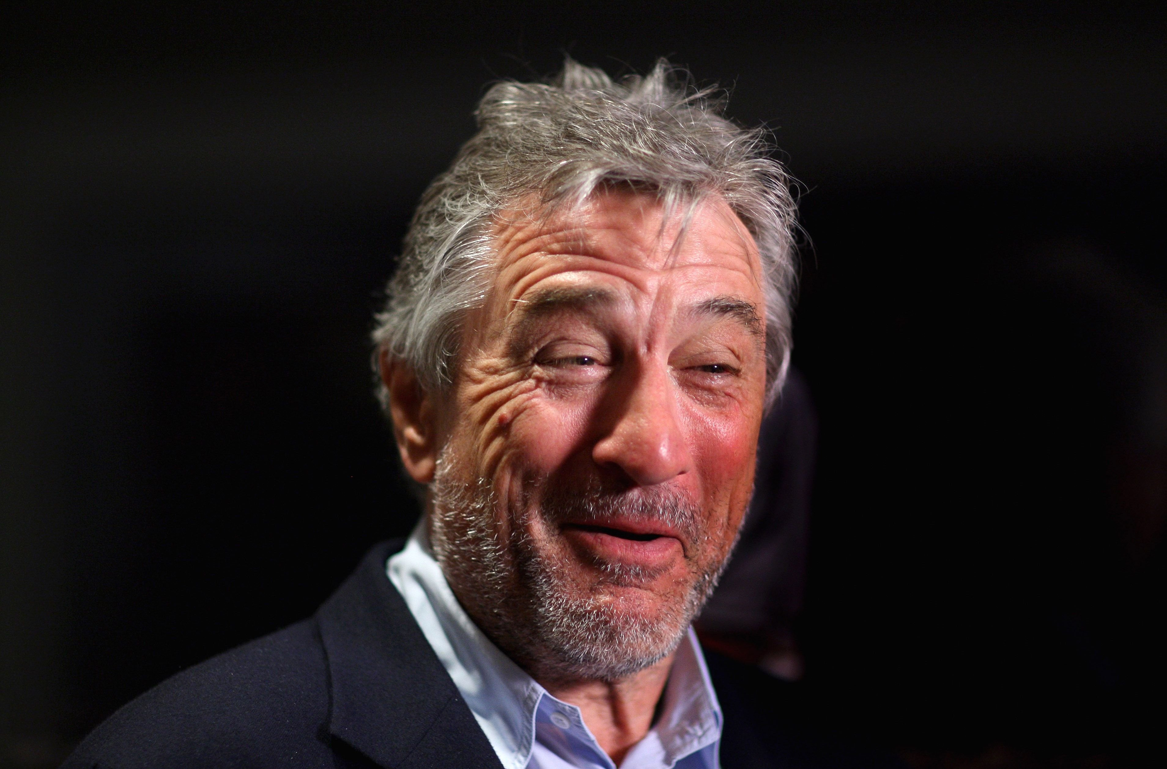 Le légendaire acteur Robert de Niro. l Source : Getty Images