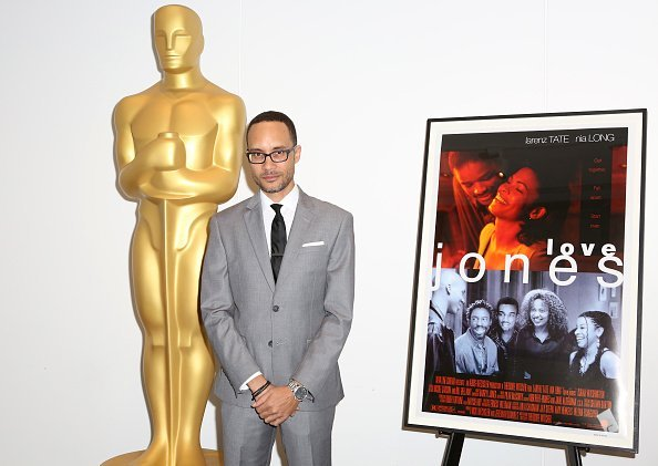 """Theodore Witcher at the 20th anniversary celebration of """"Love Jones"""" 