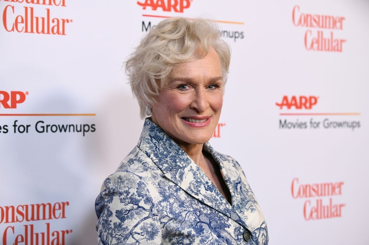 Glenn Close attends AARP The Magazine's 18th Annual Movies for Grownups Awards. | Source: Getty Images