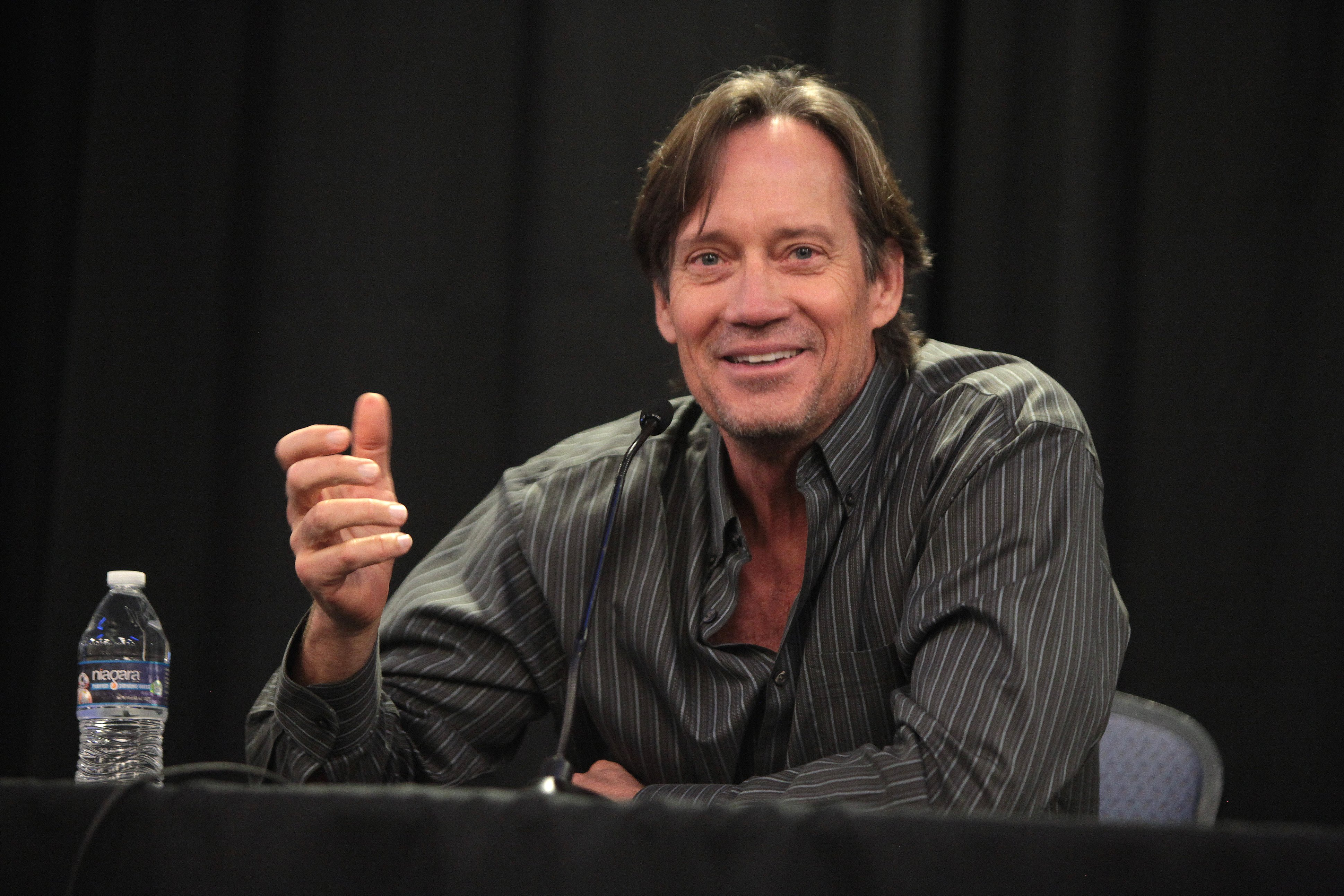 Kevin Sorbo at the 2015 Phoenix Comicon Fan Fest. | Source: Wikimedia Commons