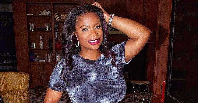 Kandi Burruss' Baby Steals Hearts as She Shows Her Charming Smile with Little Teeth in New Snaps