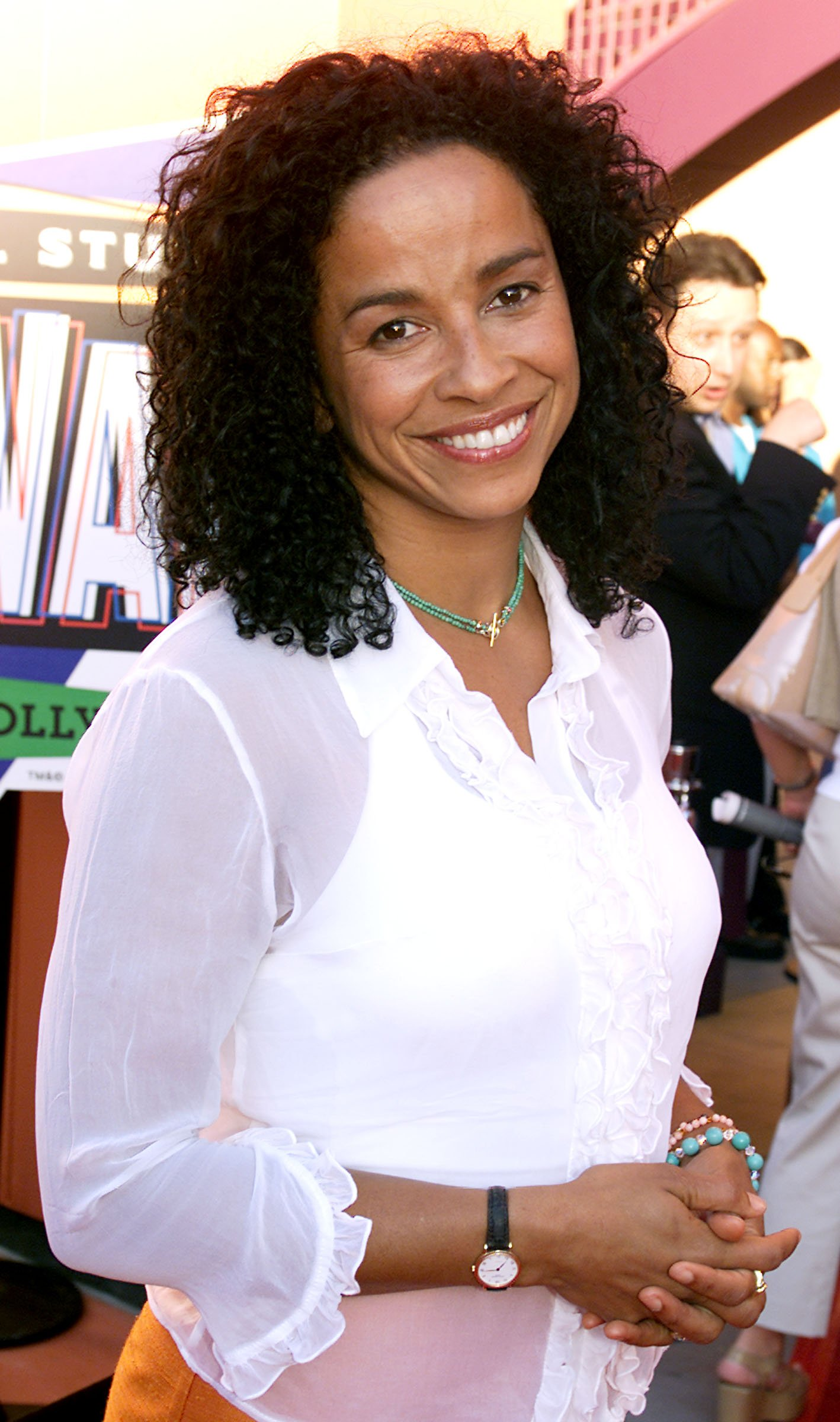 Rae Dawn Chong in Los Angeles, California on July 19, 2000 | Source: Getty Images