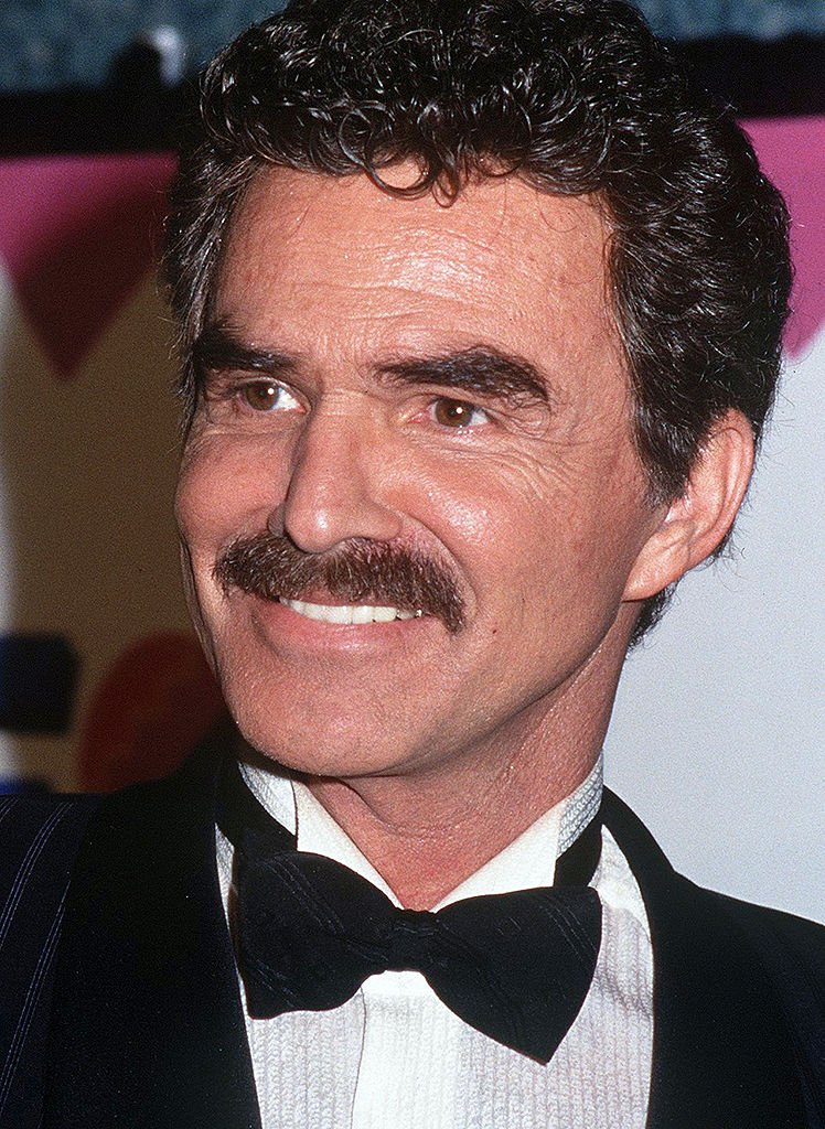 Burt Reynolds. Image Credit: Getty Images