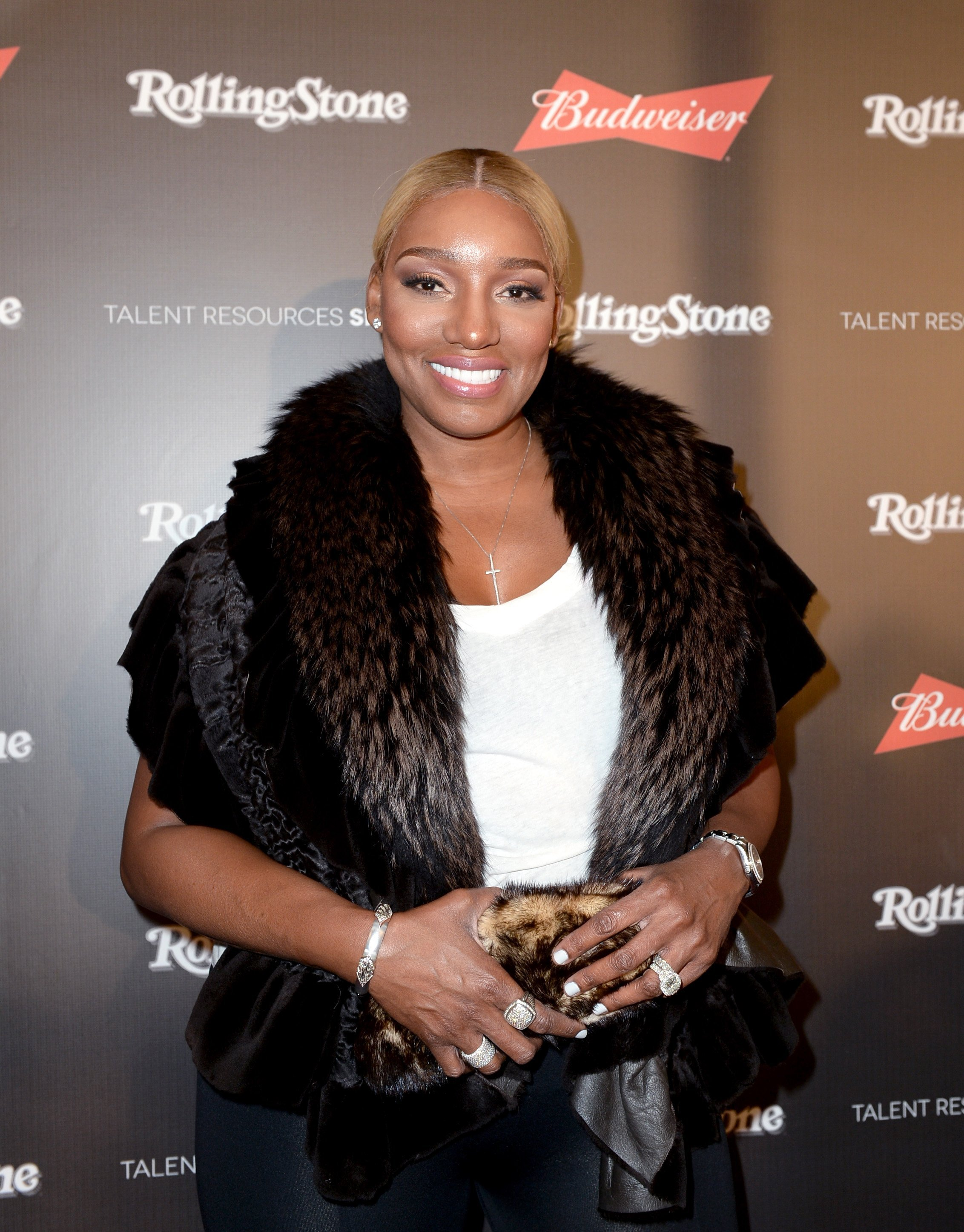 NeNe Leakes at the Rolling Stone Live: Houston presented by Budweiser and Mercedes-Benz on February 4, 2017. | Source: Getty Images
