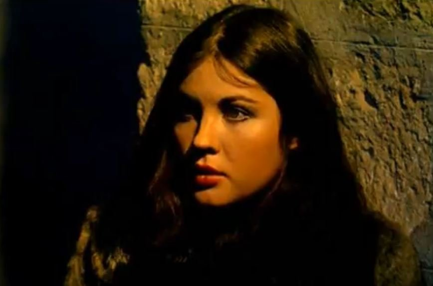 Verónica Miriel. | Foto: Captura de YouTube/Films et fourrures