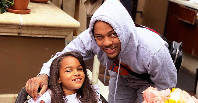 Watch Bow Wow's Daughter Shai Refuse to Monkey around with Him