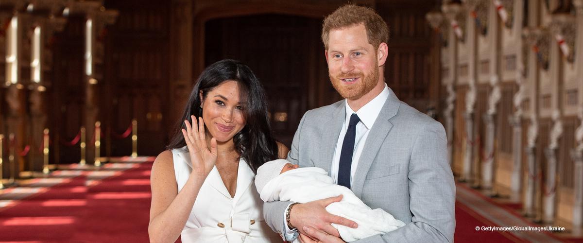 """""""Il n'est pas trop trop métis"""" : Ces mots du journaliste sur le bébé royal a irrité le Web"""