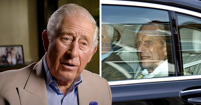 Prince Charles Says He Is Delighted Prince Philip Is Back Home after 1-Month Hospitalization