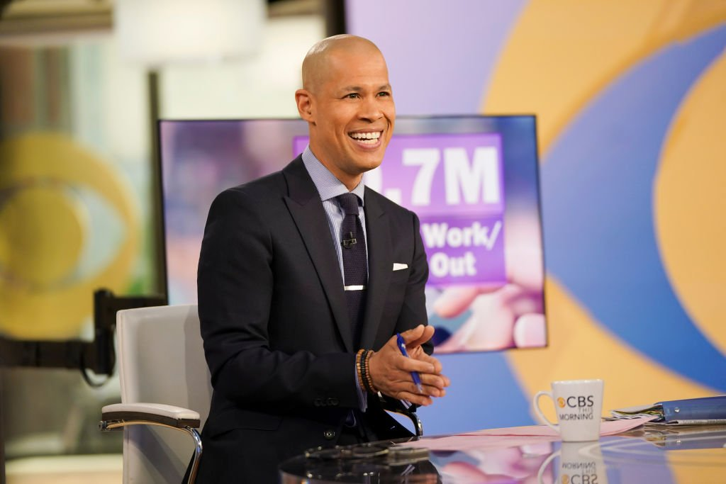 CBSN Anchor Vladimir Duthiers at the CBS Broadcast Center, May 20th 2019 | Photo: Getty Images