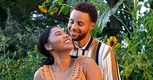 Ayesha Curry's Husband Steph Gushes over Her Newest Magazine Cover