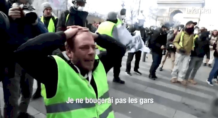 source: Twitter / Le Parisien