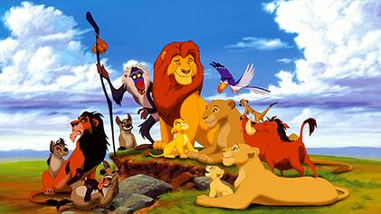 "Characters from DIsney's ""The Lion King"" 1994/ Source: Wikimedia"