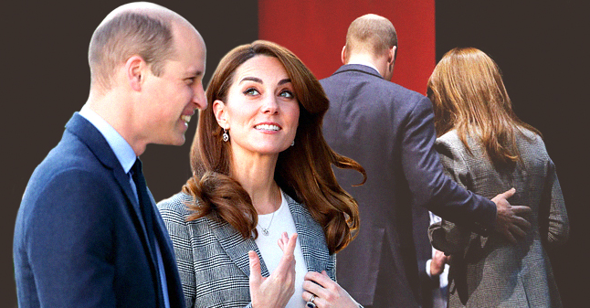 Kate Middleton & Prince William Reportedly Shared Rare PDA Moment at Shout's Crisis Volunteer Celebration Event in London