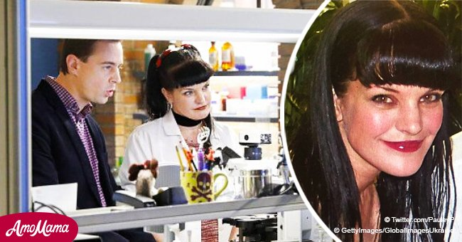 Pauley Perrette shares a nostalgic old photo, and 'NCIS' fans all say they 'miss' her