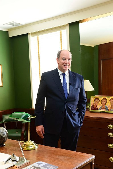 Le Prince Albert II de Monaco. |Photo : Getty Images