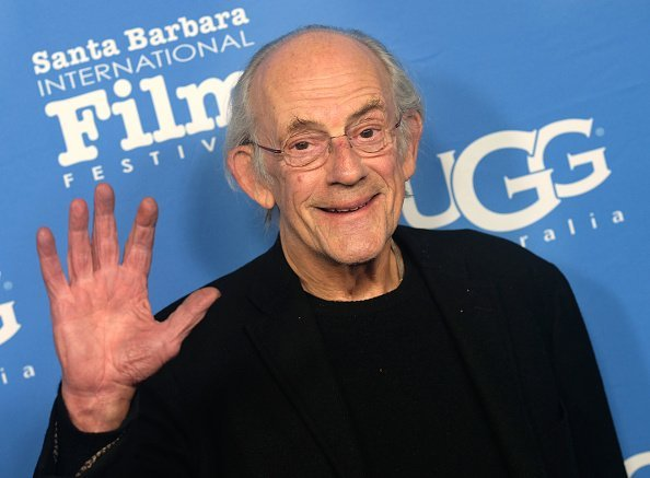 Christopher Lloyd at Arlington Theatre on January 18, 2020 in Santa Barbara, California. | Photo: Getty Images