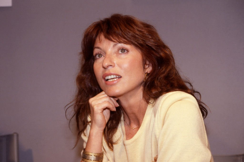 L'actrice Marie-France Pisier   source : Getty Images