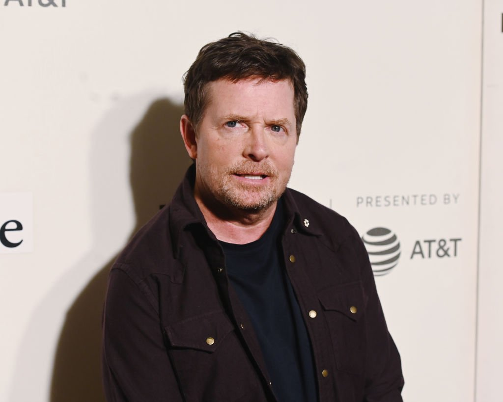 Michael J. Fox attends red carpet for the Tribeca Talks - Storytellers - 2019 Tribeca Film Festival at BMCC Tribeca PAC | Photo: Getty Images