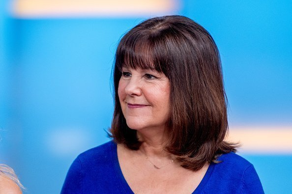 "La deuxième dame Karen Pence rend visite à Fox & Friends pour discuter de ""Maroln Bundo, une journée dans la vie du vice-président"" aux studios Fox News, le 19 mars 2018 à New York 