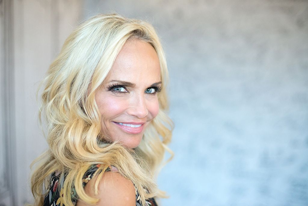 """Kristin Chenoweth during the The Build Series to discuss her new album """"The Art of Elegance"""" at AOL HQ on September 26, 2016 in New York City.   Source: Getty Images"""