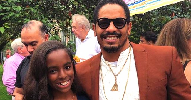 Lauryn Hill and Rohan Marley's Daughter Sarah Is All Grown and Has an Amazing Voice like Mom