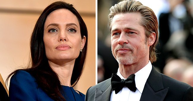 Us Weekly: Angelina Jolie Made Brad Pitt Quarantine before Seeing His Kids after Trip to France