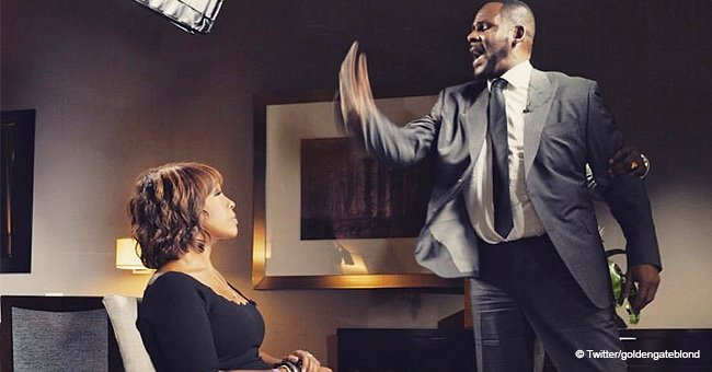 Gayle King Commended for Staying Cool, Calm & Collected as R. Kelly Threw Tantrum during Interview