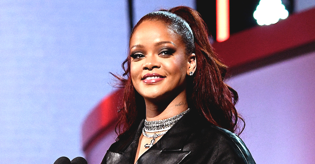 Rihanna Spotted with Dad Ronald Fenty at Barbados' Crop over Carnival Amid Lawsuit