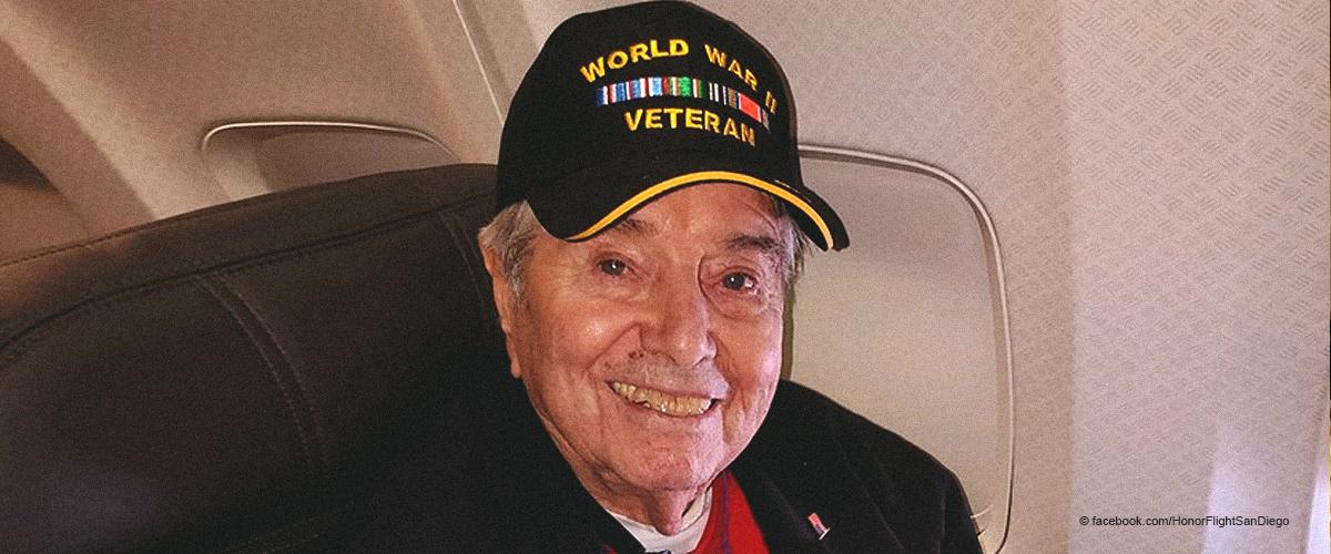 World War II Vet, 95, Dies during a Flight While Returning from an 'Honor Flight'