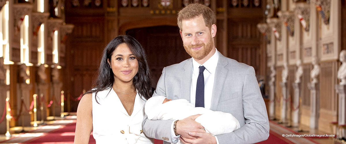 Meghan Markle and Prince Harry Reveal Their Feelings about Parenting Baby Sussex (Photos)