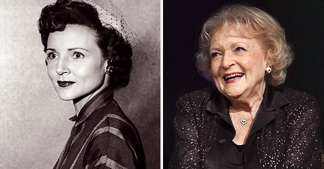 Betty White's Transformation through the Years