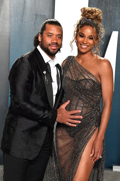 Russell Wilson and Ciara at Wallis Annenberg Center for the Performing Arts on February 09, 2020 in Beverly Hills, California. | Photo: Getty Images