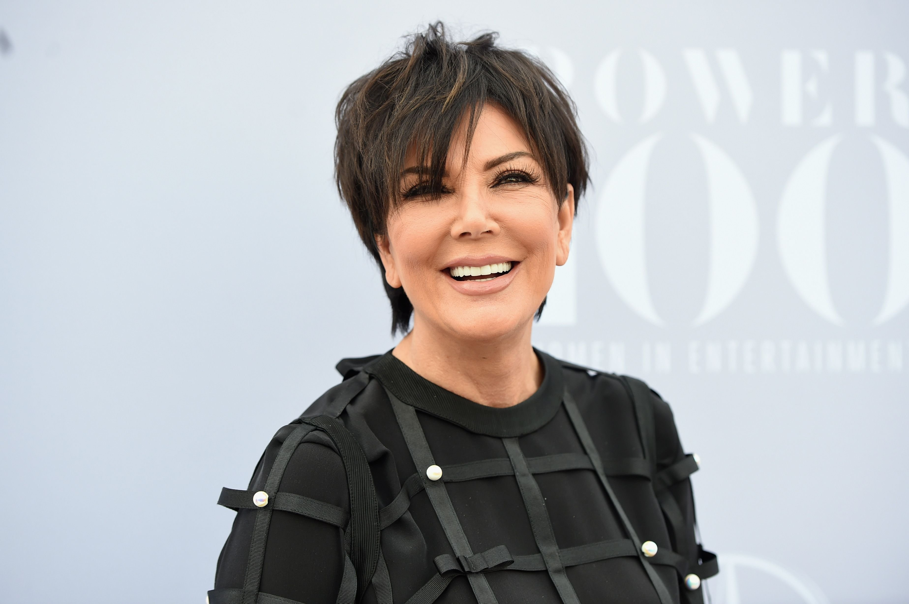 Kris Jenner at the 24th annual Women in Entertainment Breakfast at Milk Studios on December 9, 2015 in Los Angeles, California.  Photo: Getty Images