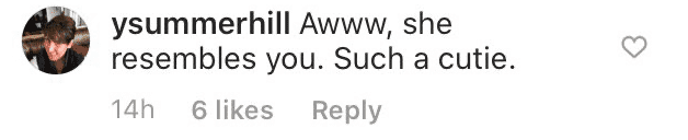 Another fan comment on Amy Roloff's post | Instagram: @amyjroloff