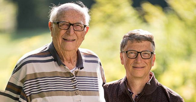 Bill Gates' Father William Dies at 94 — See the Billionaires Heartbreaking Tribute