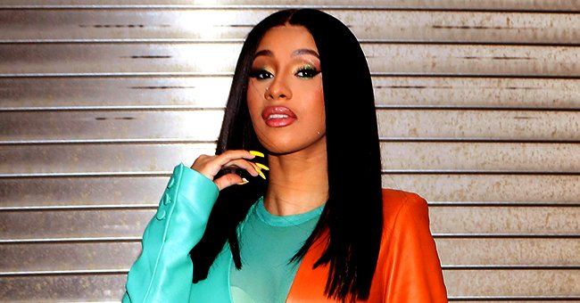 Cardi B Poses with Her Mini-Me Daughter Kulture in an Adorable New Snap – See Their Wacky Faces