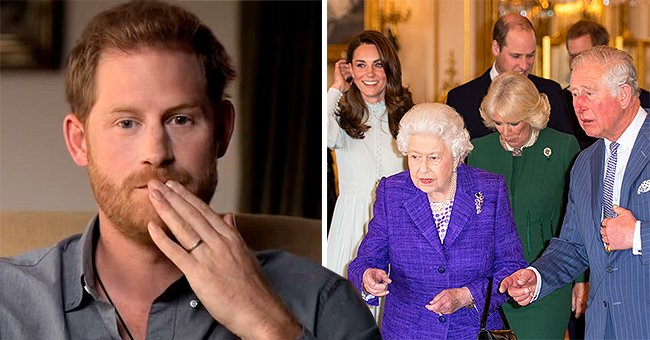 Prince Harry Suffered from Mental Health Issues, but the Royals Allegedly Told Him to Play the Game