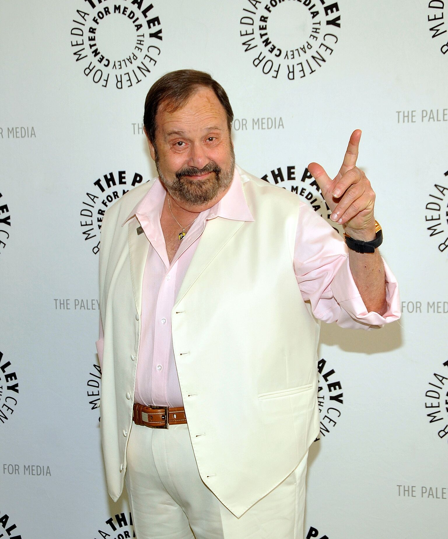 Frank Bank at the Paley Center For Media in Beverly Hills on June 21, 2010 in Beverly Hills, California | Photo: Getty Images