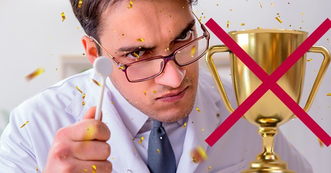 The famous dentist is not having that plaque anywhere near him | Photo: Shutterstock