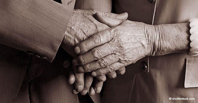Un couple qui a été marié pendant 56 ans meurt à quelques heures d'intervalle en se tenant la main