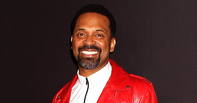 Mike Epps Shares a Picture Smiling beside a Richard Pryor Poster — Do They Look Alike?
