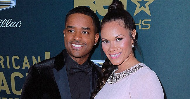 Who Is Larenz Tate's Wife? Interesting Facts about Actress Tomasina Parrott