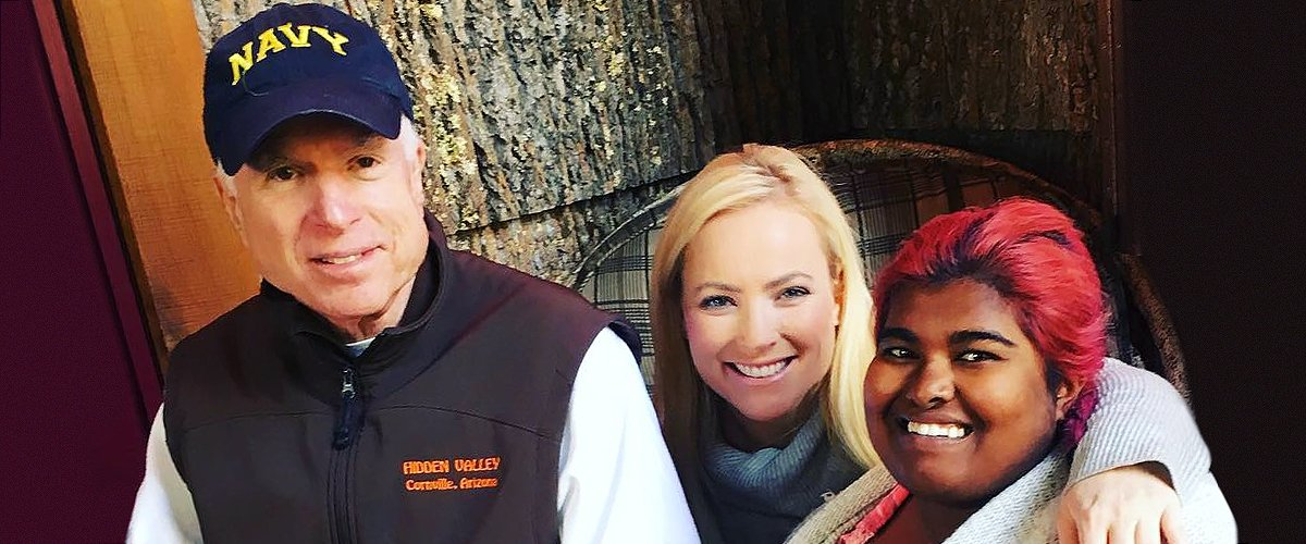 Meghan McCain Once Shared Rare Photo of Her Sister Bridget Leaving the Orphanage