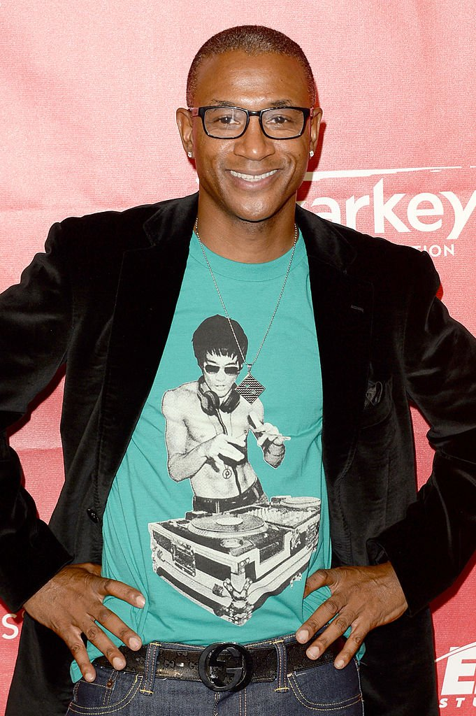 Comedy actor Tommy Davidson attends the 2014 MusiCares Person of the Year Gala honoring Carole King in Los Angeles.   Photo: Getty Images