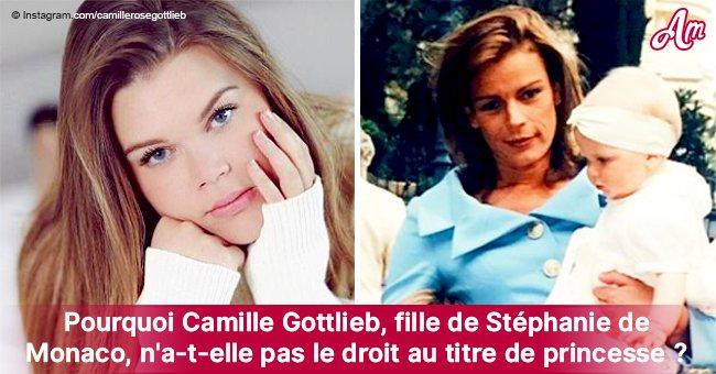 Camille Gottlieb, fille de Stéphanie de Monaco, ne sera jamais une princesse