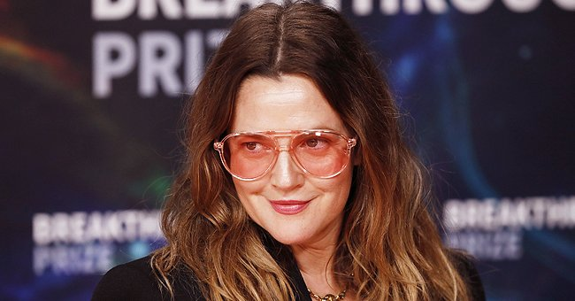 Drew Barrymore at the 2020 Breakthrough Prize Ceremony in California on November 3, 2019. | Photo: Getty Images
