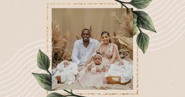 Usain Bolt Is A Father