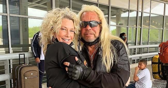 Duane 'Dog' Chapman & Fiancée Francie Frane Delight Fans with This Radiant Photo — See Comments