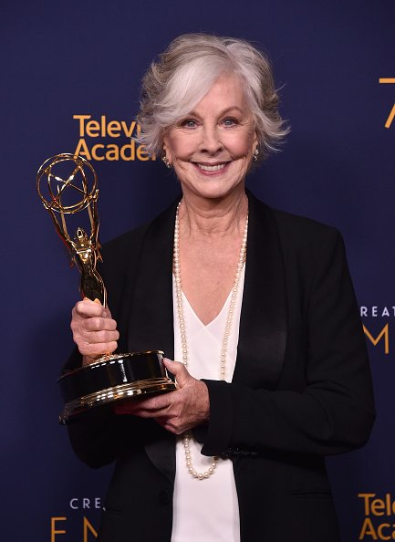 Christina Pickles at Microsoft Theater on September 8, 2018 in Los Angeles, California. | Photo: Getty Images