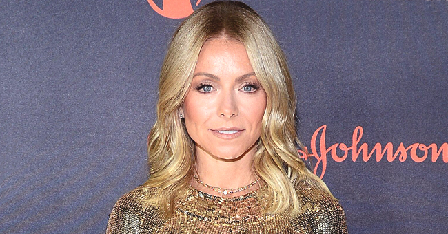 Kelly Ripa Shows off Her Natural Beauty in New Makeup-Free Selfie during a Salon Session